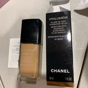 Chanel Foundation Makeup